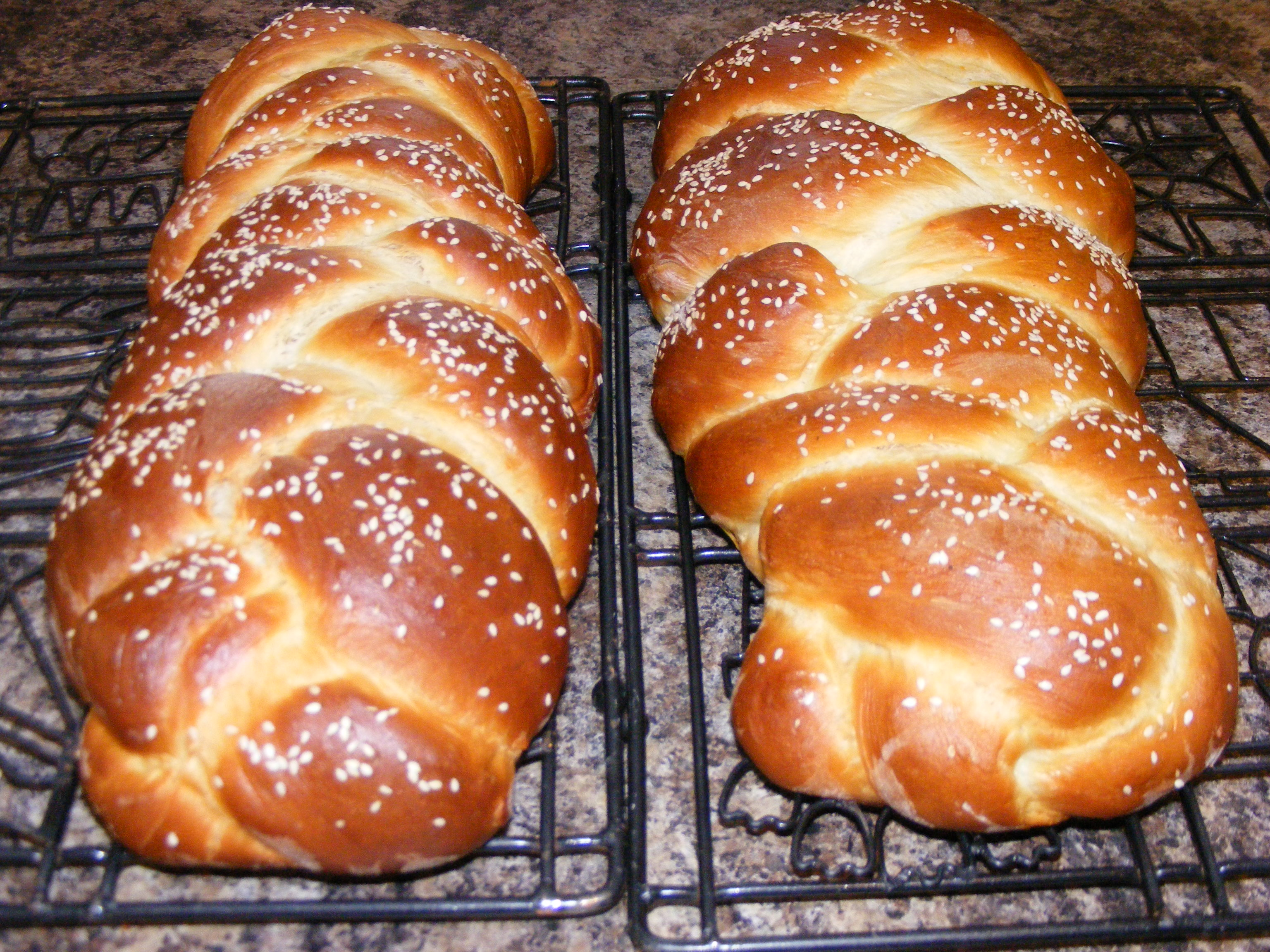 Tsoureki – Traditional Greek Easter Sweet Bread | Effie's Goodies